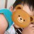 3歳半の息子が初めて手足口病に【軽症、画像あり】最初の診断はヘルパンギーナでした